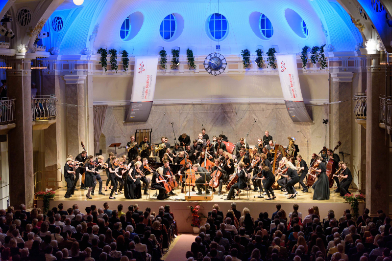 Baltic Sea Philharmonic feiert 2018 große Jubiläen in rasanten internationalen Touren