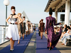 BRIDGE OF FASHION 2010 Usedom