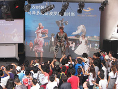 Usedom Baltic Fashion auf EXPO Shanghai