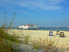 Ahlbeck Insel Usedom