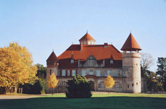Schloss Stolpe Insel Usedom