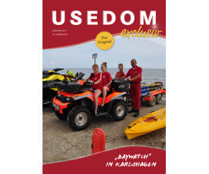 USEDOM exclusiv Sommer 2017