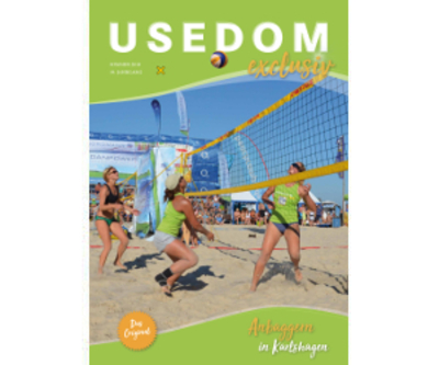 USEDOM exclusiv Sommer 2018