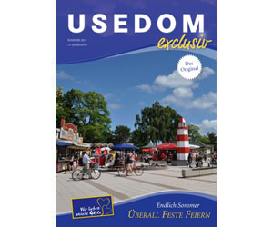 USEDOM exclusiv Sommer 2012