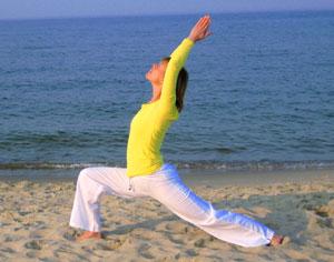 Yoga Auf Usedom